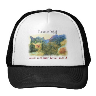 Rescue Me! Trucker Hat
