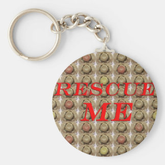 Rescue Me Keychain