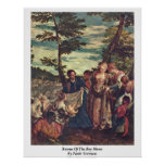 Rescue Of The Boy Moses By Paolo Veronese Posters
