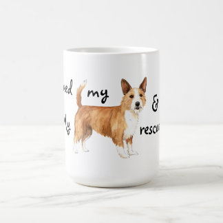 Rescue Portuguese Podengo Pequeno Coffee Mug
