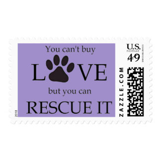 rescue postage stamps