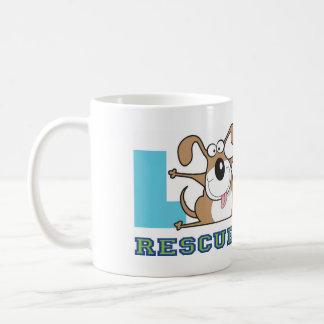 Rescue Puppy Love Coffee Mug