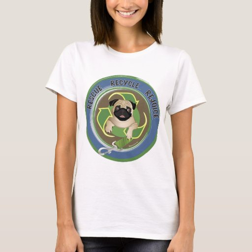 Rescue Recycle Rejoice Tees and Gifts