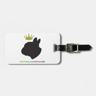 Rescue Royalty Luggage Tags