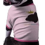 Rescue Royalty Pet Tshirt