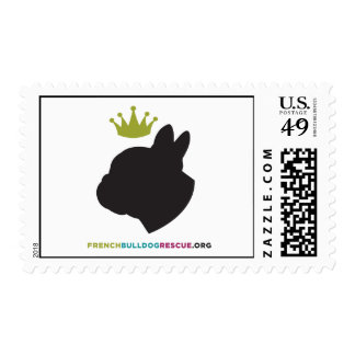 Rescue Royalty Postage Stamp