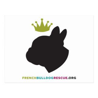 Rescue Royalty Postcard