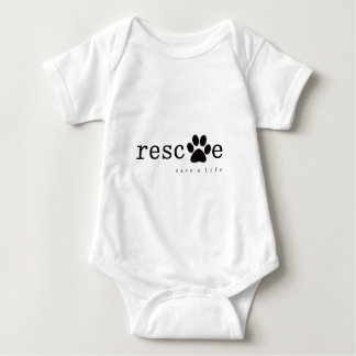RESCUE -  Save A Life Shirt