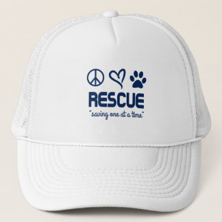 """Rescue """"Saving One At A Time"""" Hat"""