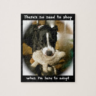 Rescue Shelter Pets Jigsaw Puzzle
