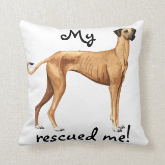 Rescue Sloughi Pillows