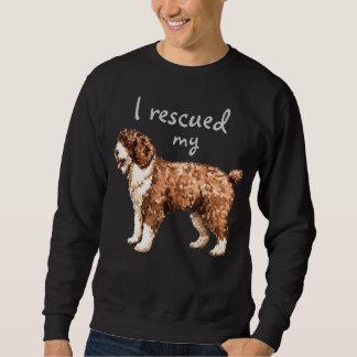 Rescue Spanish Water Dog Sweatshirt