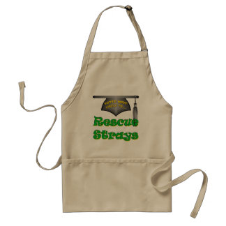Rescue Strays Adult Apron