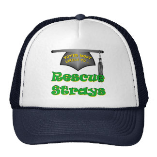 Rescue Strays Trucker Hat