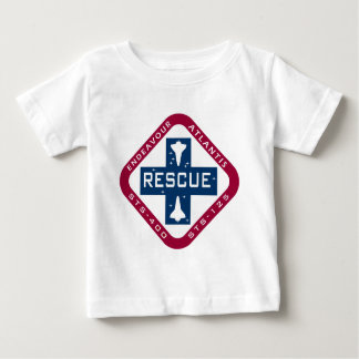 Rescue STS-400 Baby T-Shirt