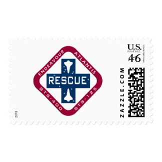 Rescue STS-400 Stamp