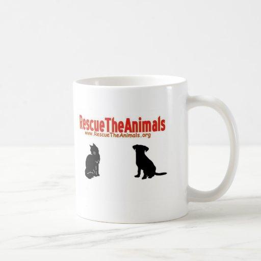 Rescue The Animals Mug