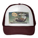 Rescue The Sailors By Gentile Da Fabriano Hat