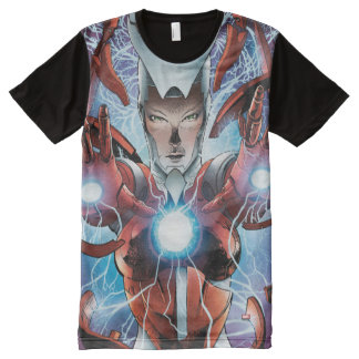 Rescue Unmasked All-Over-Print T-Shirt