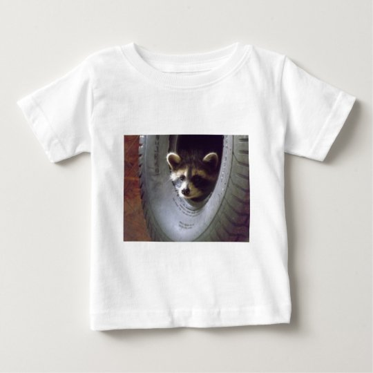 rescued and released raccoon baby T-Shirt