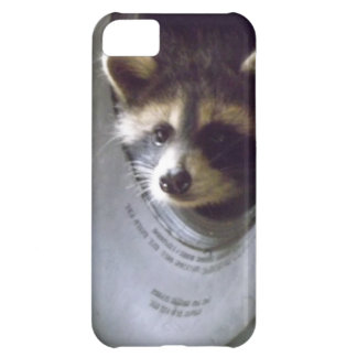 rescued and released raccoon iPhone 5C case
