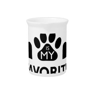 Rescued Breed Drink Pitchers