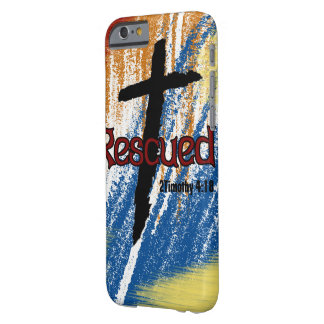 rescued barely there iPhone 6 case