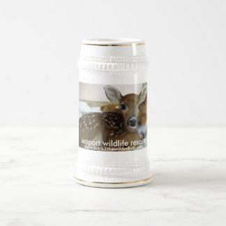 Rescued Deer Fawn Mug