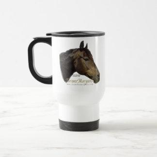 Rescued ForeverMorgan  Horse Apollo Coffee Mug