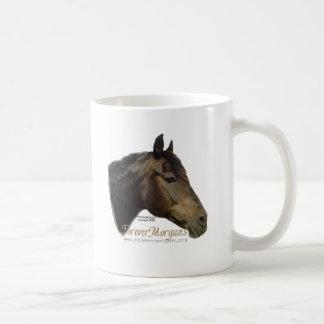 Rescued ForeverMorgan  Horse Apollo Coffee Mugs