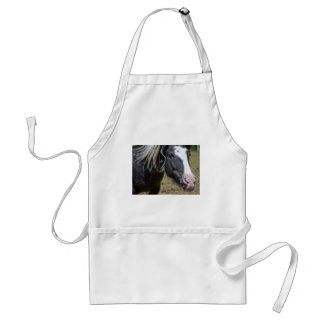 RESCUED HORSE APRONS