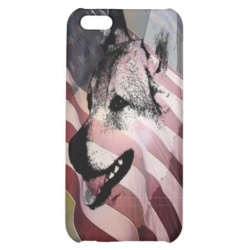 Rescued Pets and Vets Case For iPhone 5C