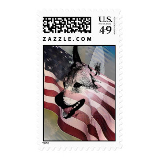 Rescued Pets and Vets Postage
