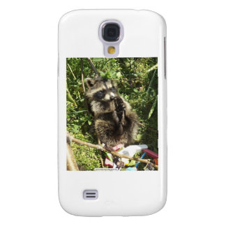 Rescued & Rehabilitated Raccoon Baby Galaxy S4 Case