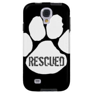 Rescued - Samsung S4 Case - Black Galaxy S4 Case