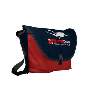 RESCUEDiver Messenger Bag