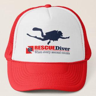 RESCUEDiver Trucker Hat