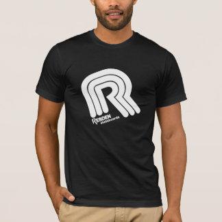 resden-skateboard-white-logo T-Shirt