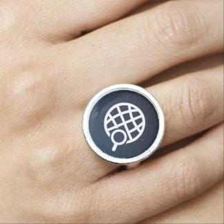 Reseaches global mínimo anillos con foto