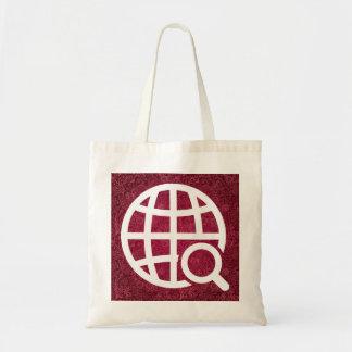 Reseaches global mínimo bolsa tela barata