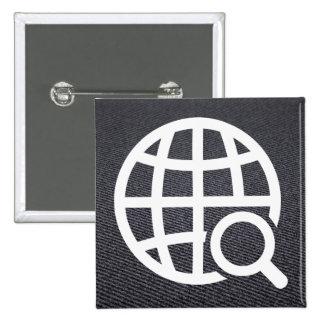 Reseaches global mínimo pin cuadrado