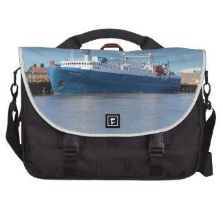 Research And Survey Vessel Sea Explorer Laptop Bags