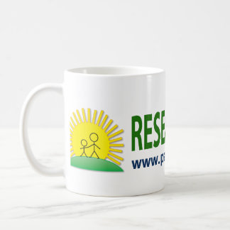 Research = Cure Mug