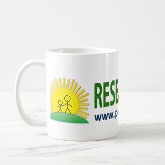Research = Cure Mug