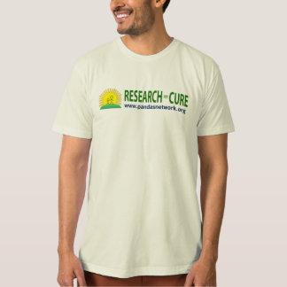 Research = Cure T-shirt Men's