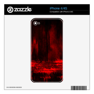 RESEARCH DECAL FOR THE iPhone 4