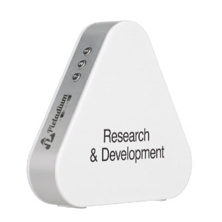 Research & Development Speaker