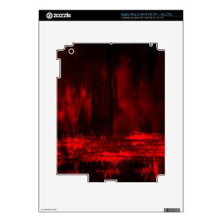 RESEARCH iPad 3 SKIN