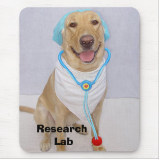 Research Lab Mouse Pad