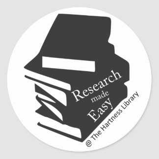 Research made Easy stickers